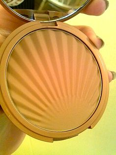 Makeup Review, Swatches: Laura Geller Baked ImPRESSions Matte Bronzer With Brush #bstat