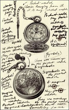 Amazing drawings made to look like John Smith's Journal from Human Nature and A Family of Blood