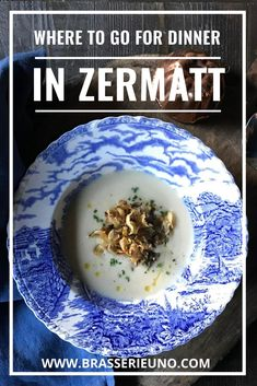 Click to discover Zermatt's cosiest new restaurant. #zermatt #food #restaurant #switzerland #village #schweiz #travel #brasserieuno Roasted Baby Potatoes, Sweet Corn Soup, Roasted Pear, Tasting Menu, Roasted Peppers, Zermatt, Dinner Menu, Food Allergies, Vegan Chocolate