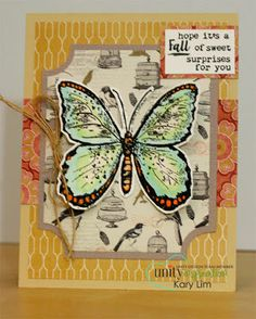 Papercrafting & Travels: Unity {Be Inspired} Challenge Hop {18 August 2015}
