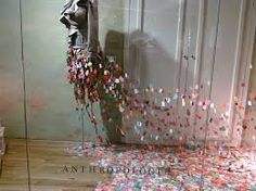 Image result for valentines window display flower shop