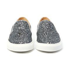#sneakers #shoes #lautrechose #glitter #fashion
