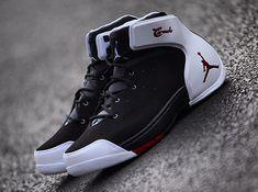 Jordan Melo 1.5 - Black / Gym Red - White