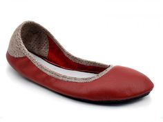 Design Your Own Soft Star ballerina flats !!  Sublime Flame Body with Snake Print Trim and Heel
