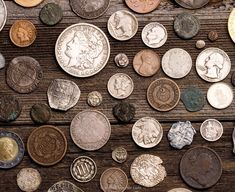 Discover Coins With Metal Detectors - Type Set Coin Collecting