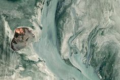 Mauritania - Earth View is a collection of the most beautiful and striking landscapes found in Google Earth.