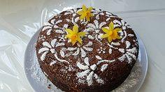Schoko - Nuss - Kuchen ohne Mehl