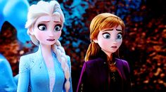 Omg their reactions are priceless 😂 Frozen Fan Art, Frozen Film, Frozen And Tangled, Anna Frozen, Walt Disney Pixar, Walt Disney Animation, Disney And Dreamworks, Disney Movies, Princesa Disney Frozen