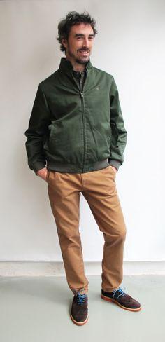 #wilcolook#moda#hombre http://www.miinto.es/shops/b-1040-wilco cazadora #merc pantalon #drdenim zapatos #angelinfantes