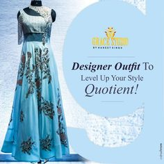 The designer dresses at Grace Studio are fabricated in line with the latest trends. Exclusive Collection, Designer Dresses, Your Style, Latest Trends, Photo And Video, Studio, Formal Dresses, Womens Fashion, Fabric