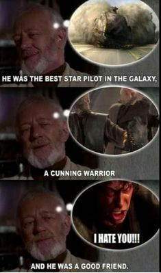 Top 19 Hilarious Star Wars Prequels Memes You are in the right place about funny photo children Here Star Wars Trivia, Star Wars Witze, Nave Star Wars, Star Wars Jokes, Star Wars Facts, Best Memes, Funny Memes, Top Memes, Memes Humor