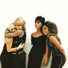 """Spice Girls FOREVER album photoshoot taken by Terry Richardson on July 19th, 2000! ✌️❤️ #spicegirls #girlpower #FOREVER #album #music #Baby…"""
