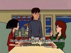 29 Reasons Daria Was TV's Greatest Cynic. Or 25 reasons why Daria is my role model Daria Morgendorffer, Johanna Mason, Paul Rudd, Carl Grimes, Katniss Everdeen, Andrew Lincoln, Cassandra Clare, Daryl Dixon, Jane Lane