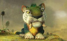 the croods tiger - Buscar con Google