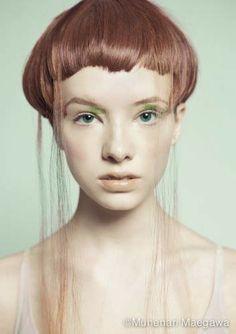 Coiffure Cheveux réalisée par Munenari Maegawa