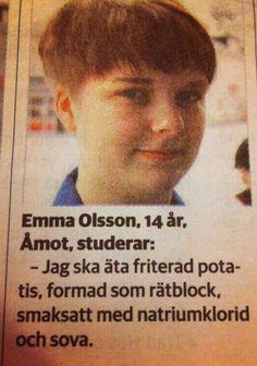 De 15 mest oväntade svaren svenskar har gett på tidningsfrågor