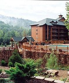 Relax at the Westgate Smoky Mountain Resort #travel #vacation