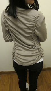 T- Shirt Braiding DIY: inspiration... Princess seams?