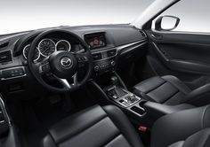 2017 Mazda CX-5 Interior Redesign