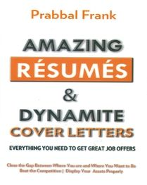 This book is meant for freshers as well as seasoned professionals. It is a comprehensive guide that takes you right through from understanding making, designing and sending resumes and cover letters.