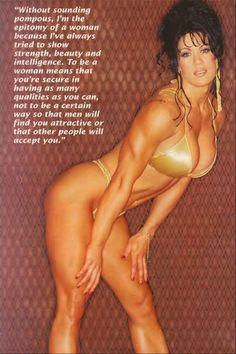 Chyna - WWE/WWF