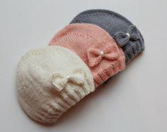 Couverture bébé patron / Knit baby blanket por PetitMoutonFrancais