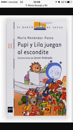 Libro de Pupi y lila