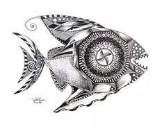 A Fish of Many Parts
