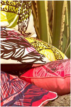 Accesorios para tu casa en Unimate: encontrá los almohadones de Cosa Bonita en nuestro local de Palermo: Thames 1373, Bs As
