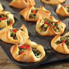 Divvy up the dough using our speedy technique for these flavor-packed bites!