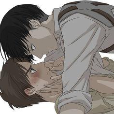Levi et Eren