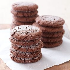 Chocolate Sugar Cookies Recipe - Cook's Country