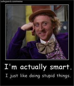 The Smart Stupid « Best Free Meme Maker