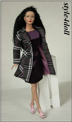 """Style4doll - outfit for Tonner  Tyler 16"""" #Tonner #ClothingAccessories"""