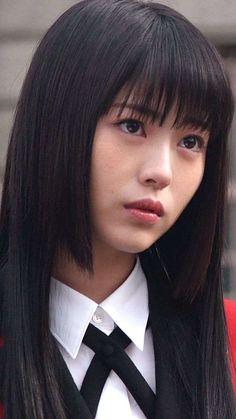 Japanese Medium Hairstyles with Bangs 573871 Haircut – Gurezu - Korean Hair Cute Japanese Girl, Japanese Face, Japanese Beauty, Asian Beauty, Bangs With Medium Hair, Medium Hair Cuts, Medium Hair Styles, Long Hair Styles, Haircut Medium