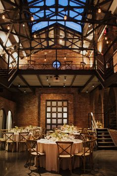 elegance defined at the Foundry #classic #wedding #loft #industrial Photography by christinaszczupak.com, Florals by http://arieldearieflowers.com/home.html  Read more - http://www.stylemepretty.com/2013/09/05/long-island-city-wedding-from-christina-szczupak/