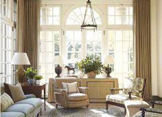 The Charlotte, NC home in April 2012 edition of Veranda Magazine. Interiors by Jane Schwab of Circa Interiors, Renovation by Meyer Greeson Paullin Benson Architectural & Design Firm