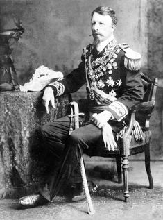 Prince Gaston, Count of Eu husband to Isabel, Princess Imperial of Brazil