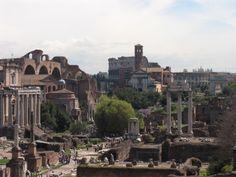 Roman Forum, Coliseum and Capitoline Hill