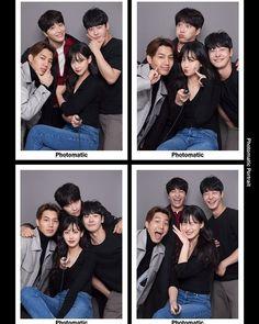 "[HanCinema's News] Moon Woo-hyuk Releases ""Love With Flaws"" Family Photo With Cha In-ha @ HanCinema :: The Korean Movie and Drama Database Oh Yeon Seo, Korean Best Friends, Mbc Drama, Ahn Jae Hyun, Movie Archive, Hidden Movie, No Min Woo, Movie Of The Week, Weightlifting Fairy Kim Bok Joo"