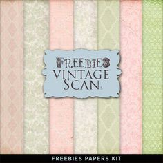 New Freebies Spring Papers