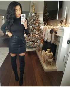 date outfit casual Cute Fall Outfits, Winter Fashion Outfits, Fall Winter Outfits, Classy Outfits, Look Fashion, Autumn Winter Fashion, Stylish Outfits, New Years Eve Outfits, Night Outfits