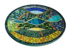 Hey, I found this really awesome Etsy listing at https://www.etsy.com/listing/208118589/mosaic-art-mediterranean-mosaic-dish