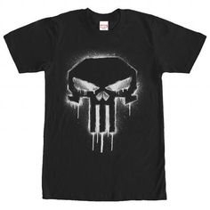 Punisher Spray Paint T Shirts, Hoodies. Get it here ==► https://www.sunfrog.com/Geek-Tech/Punisher-Spray-Paint.html?41382 $25