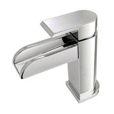 Waschtisch Armatur Wasserfall Wasserhahn Waschbecken Mischbatterie Bad