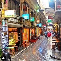 Things To Do In Melbourne, Australia // Degrave street, Melbourne going here in may! so excited// Degrave street, Melbourne going here in may! so excited Brisbane, Melbourne Australia, Australia Travel, Sydney, Australia 2017, Vacation Places, Places To Travel, Places To See, Melbourne Victoria