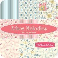 Echos Melodies Fat Quarter Bundle<BR>Jo Morton for Andover Fabrics