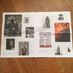 Newspaper Promo - Spread 2
