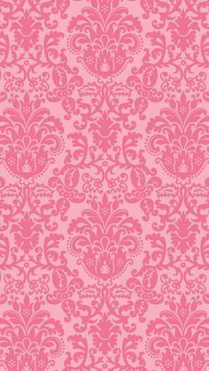 wallpaper, pink, and background image S4 Wallpaper, Damask Wallpaper, Wallpaper For Your Phone, Cellphone Wallpaper, Mobile Wallpaper, Pattern Wallpaper, Backgrounds Wallpapers, Pretty Backgrounds, Phone Backgrounds