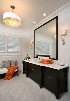 Casey Key Vacation Home - contemporary - bathroom - other metro - Kathleen McGovern Studio of Interior Design